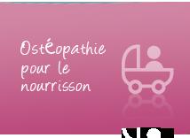 osteopathie pour nourrisson